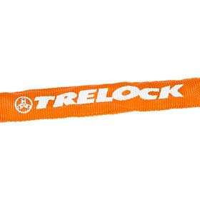 Trelock BC 115 Code Kettenschloss 60 cm orange